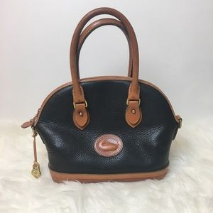 Dooney bourke all weather Norfolk vintage purse